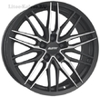 7 x 16 ET38 d57,1 PCD5*100 Alutec Burnside diamond black front polis