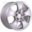 8,5 x 18 ET51 d65,1 PCD5*120 Alutec Dynamite polar silver